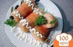 Фото рецепта: «Голубцы с мясом, рисом и овощами»