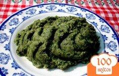 Фото рецепта: «Картофельно-шпинатное пюре»