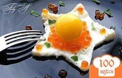 Фото рецепта: «Необычная яичница»