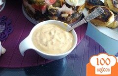 Фото рецепта: «Пряный горчичный соус»