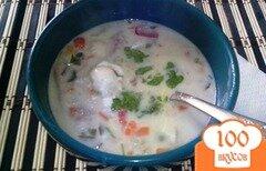 Фото рецепта: «Сырный суп»
