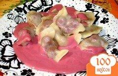 Фото рецепта: «Соус к сладким вареникам»