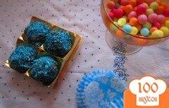 Фото рецепта: «Манные конфеты»