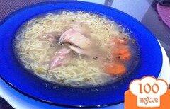 Фото рецепта: «Куриный супчик»