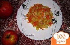 Фото рецепта: «Жареная пекинская капуста»
