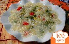 Фото рецепта: «Овощной суп с прованским набором»