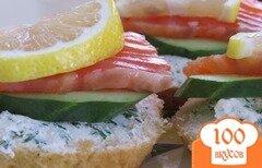 Фото рецепта: «Простые бутерброды на скорую руку»