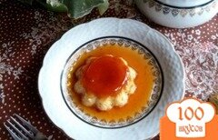 Фото рецепта: «Крем-карамель»
