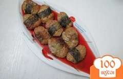 Фото рецепта: «Гефилте фиш или рыба фаршированная кусочками»
