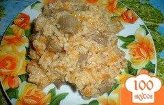 Фото рецепта: «Рис с мясом»