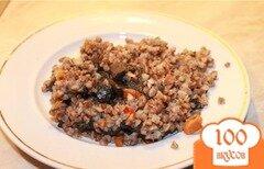 Фото рецепта: «Гречка по-купечески с грибами»