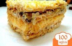 Фото рецепта: «Торт рыбный закусочный»