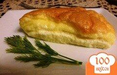 Фото рецепта: «Омлет в духовке»