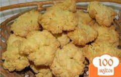 Фото рецепта: «Печенье из детской кашки»