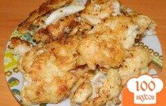 Фото рецепта: «Нежное щучье филе в кляре»
