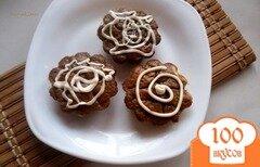 Фото рецепта: «Маффины из печени»