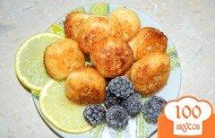 Фото рецепта: «Творожные шарики»