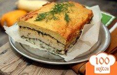 Фото рецепта: «Рыбная запеканка Фишлоаф»