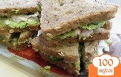 Фото рецепта: «Бутерброды с курицей»