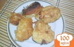 Фото рецепта: «Курица в сыре «Дивная»