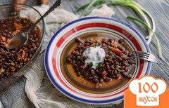 Фото рецепта: «Запекаем красную фасоль»