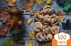 Фото рецепта: «Бретцели (брецели) - немецкие крендели»