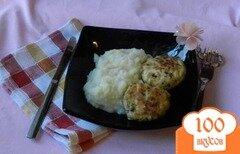 Фото рецепта: «Котлетки куриные рубленные»