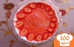 Фото рецепта: «Клубничный десерт»