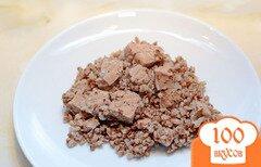 Фото рецепта: «Мясо с гречкой в мультиварке»