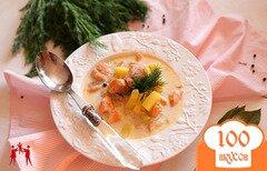Фото рецепта: «Уха по-фински»