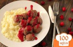 Фото рецепта: «Шведские тефтели+ 2 соуса»