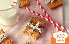 Фото рецепта: «Американский десерт S'MORES»