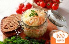 Фото рецепта: «Маринованная капуста»
