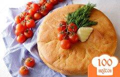 Фото рецепта: «Хачапури с сыром»