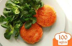 Фото рецепта: «Сладкие морковные котлеты»