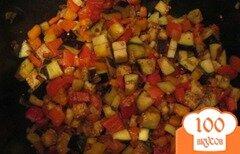 Фото рецепта: «Овощное сатэ»
