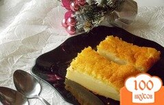 Фото рецепта: «Трехслойное суфле»