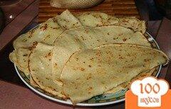Фото рецепта: «Блины из сырого картофеля»