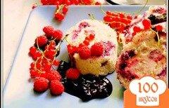 Фото рецепта: «Мороженое в ролле»