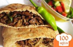 Фото рецепта: «Печень по-египетски»