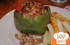 Фото рецепта: «Фаршированный болгарский перец»