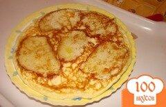 Фото рецепта: «Омлет с хлебом»