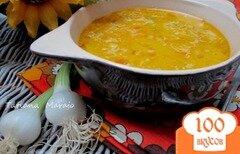 """Фото рецепта: «""""Жареный"""" суп»"""