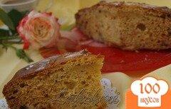 Фото рецепта: «Яблочный пирог на кислом молоке»
