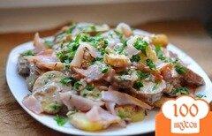 Фото рецепта: «Немецкий картофельный салат»