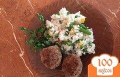 Фото рецепта: «Котлеты из фарша лося»