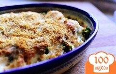 Фото рецепта: «Запеканка из брокколи»