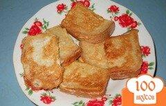 Фото рецепта: «Гренки - замечательное простое и быстро блюдо»