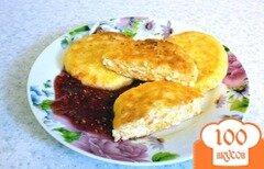 Фото рецепта: «Творожно-морковные сырники»