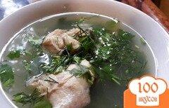 "Фото рецепта: «Суп ""Классический"" с хеком»"